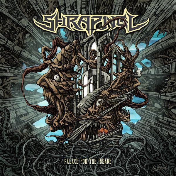 Shrapnel - Palace For The Insane album cover