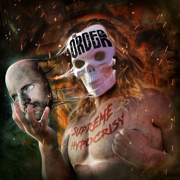 The Order - Supreme Hypocrisy album cover