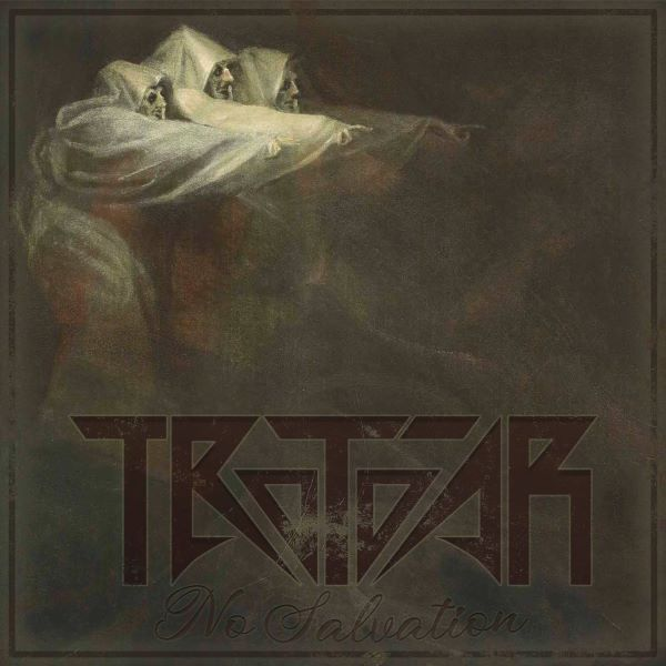 Trotoar - No Salvation album cover