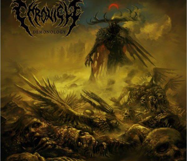 chronicle - Demonology album cover