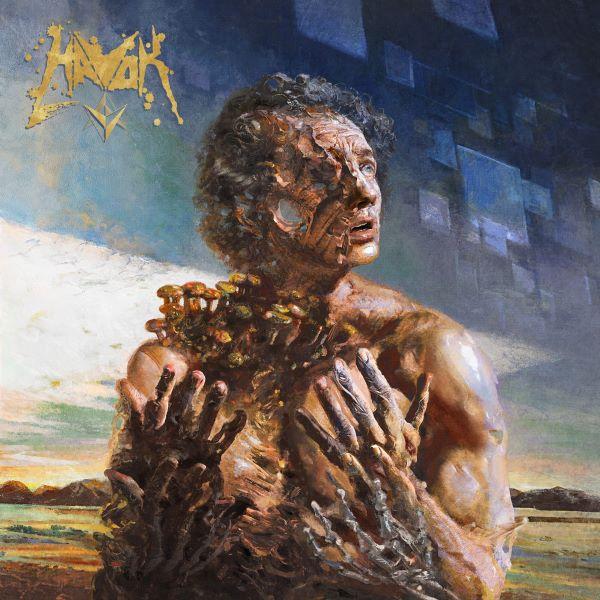 havok - V album cover