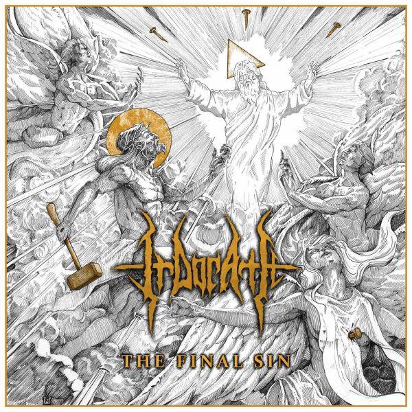 irdorath - the final sin album cover