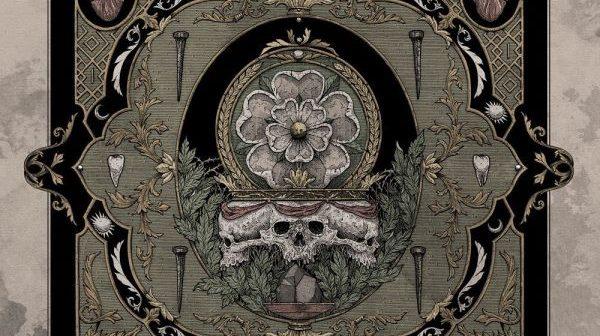 paradise lost - obsidian album cover