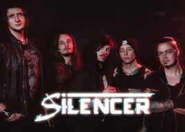 SILENCER Interview mit Sänger Chris