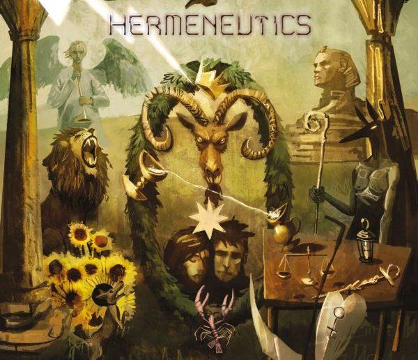 Blut - Hermeneutics album cover