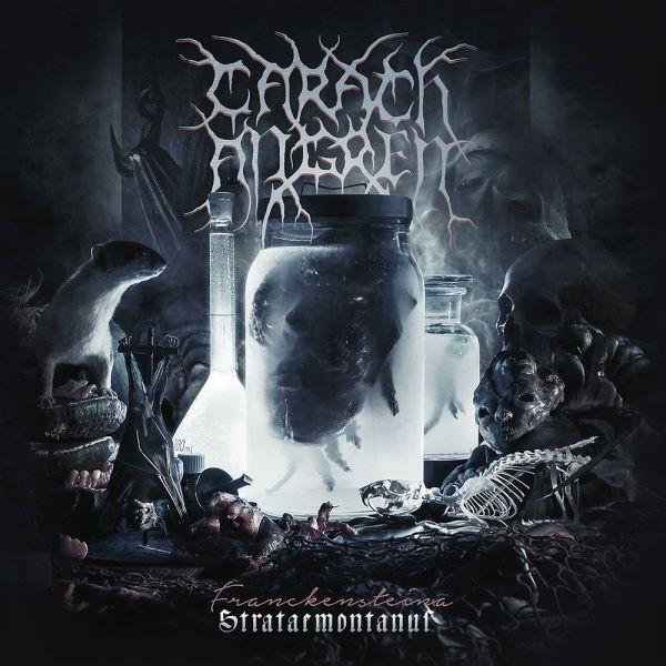 Carach Angren - Franckenstein Strataemontanus album cover