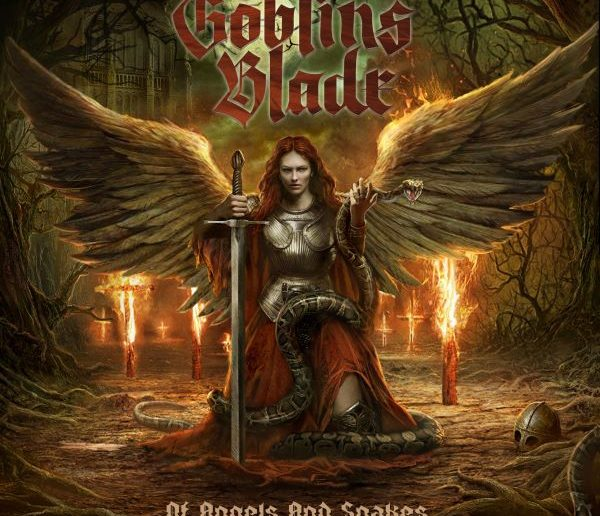 Goblins Blade - Of Angels And Snakes album cover
