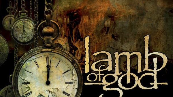 Lamb Of God - Lamb Of God album cover