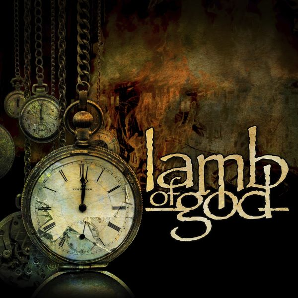 Lamb Of God - Lamb Of God album cover