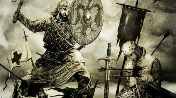 Romuvos - The Baltic Crusade album cover