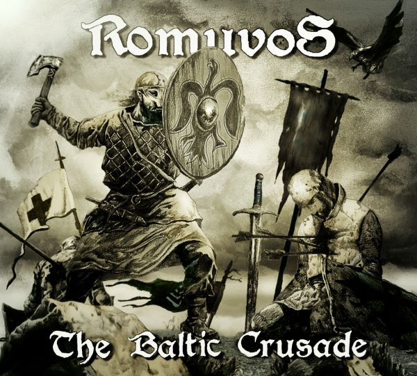 Romuvos - The Baltic Crusade album cover