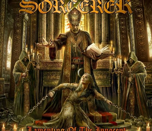 Sorcerer - Lamenting Of The Innocent album cover