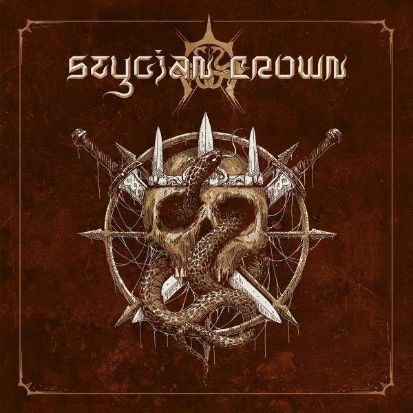 Sytagian Crown - Stygian Crown album cover