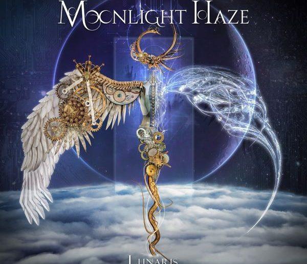 moonlight haze - lunaris album cover