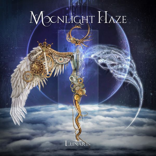 moonlight haze - lunaris album cover
