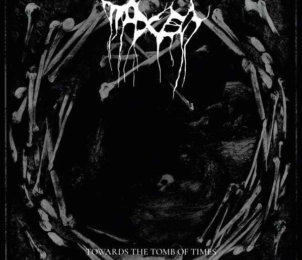 naxen - Towards the Tomb of Times album cover