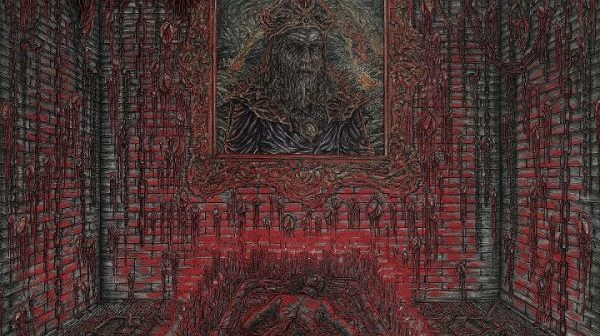valdrin - Effigy of Nightmares album cover