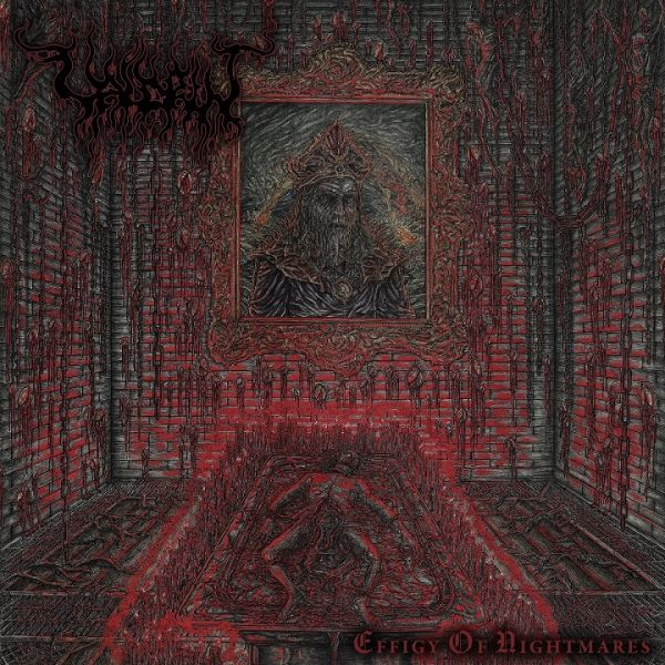 valdrin - Effigy of Nightmares album cover