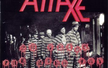 Attaxe - 20 Years The Hard Way album cover