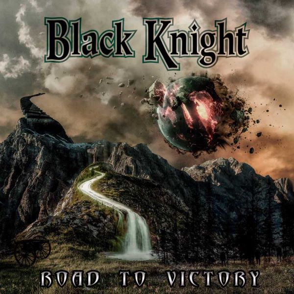 BLACK KNIGHT - Road To Victory album cover