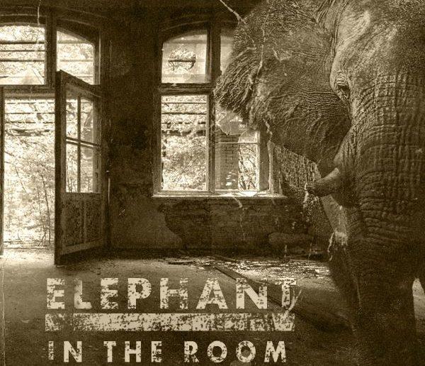 Blackballed - Elephant In The Room album cover