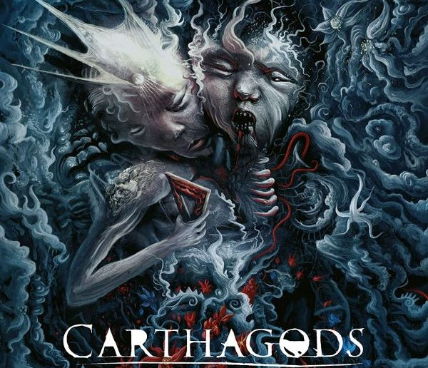 CARTHAGODS - The Monster In Me album cover