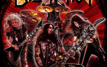 Destruction - Born To Thrash Live in Germany album cover