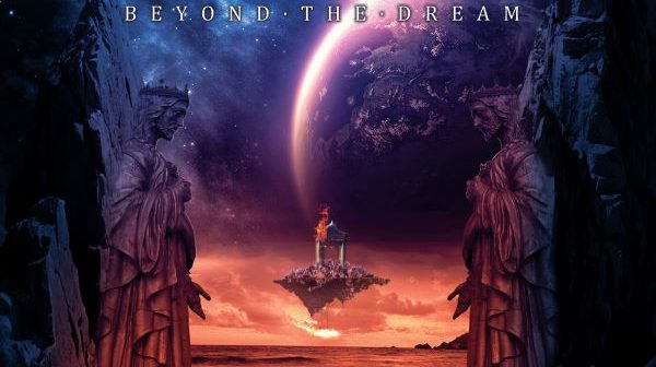 Dreams of Avalon - beyond the dream album cover