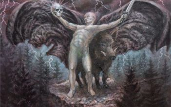 Eisenhauer - Blessed Be The Hunter album cover