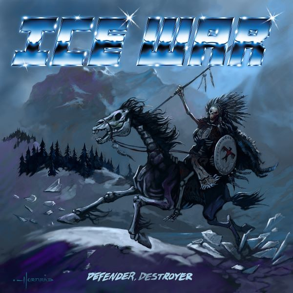 Ice War – Defender Destroyer - album cover