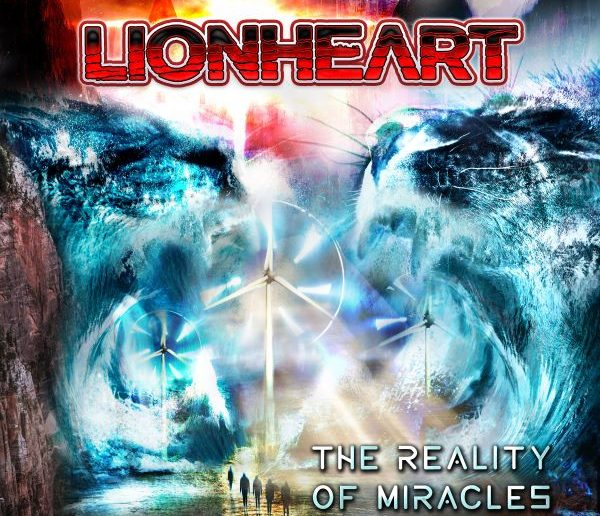 Lionheart - The reality of miracles - album cover
