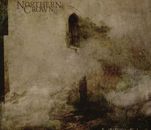 Northern Crown – In A Pallid Shadow - album cover