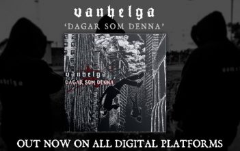 Vanhelga - Dagar som demna single artwork