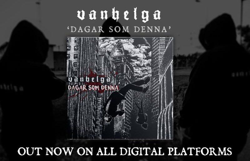 Vanhelga - Dagar som demna single artwork