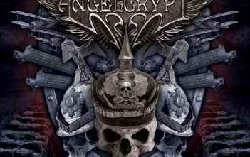 angelcrypt - dawn of the emperor album cover