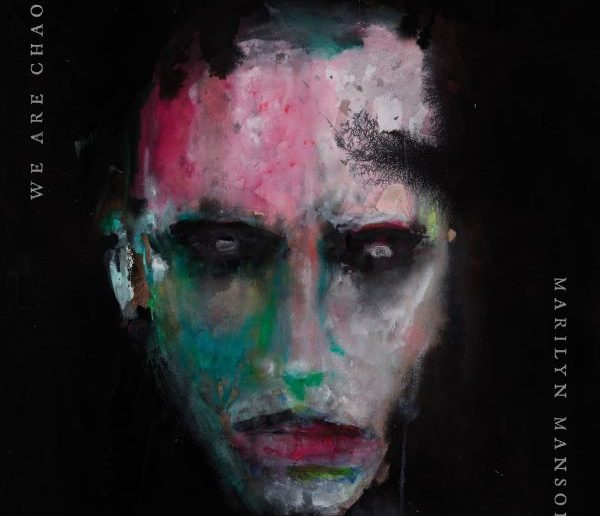 marilyn manson - we are chaos - album cover