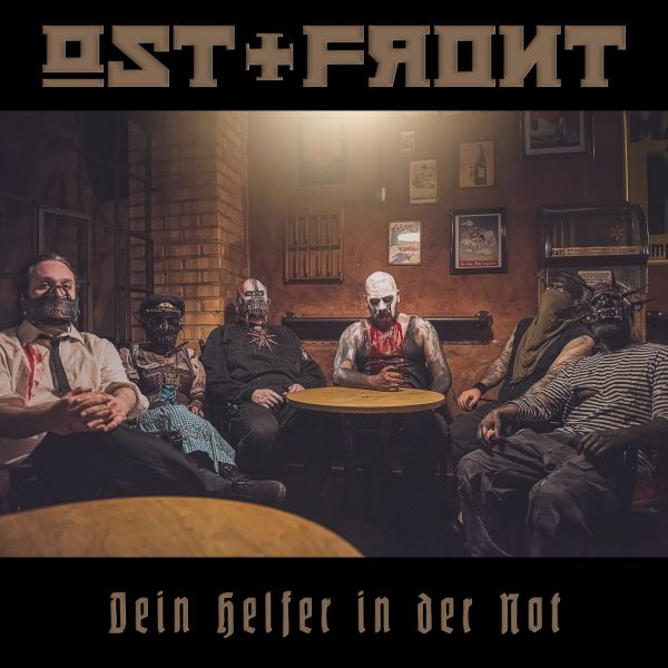 ostfront - dein helfer in der not - album cover