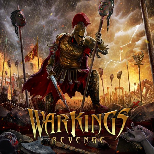 warkings - revenge - album cover