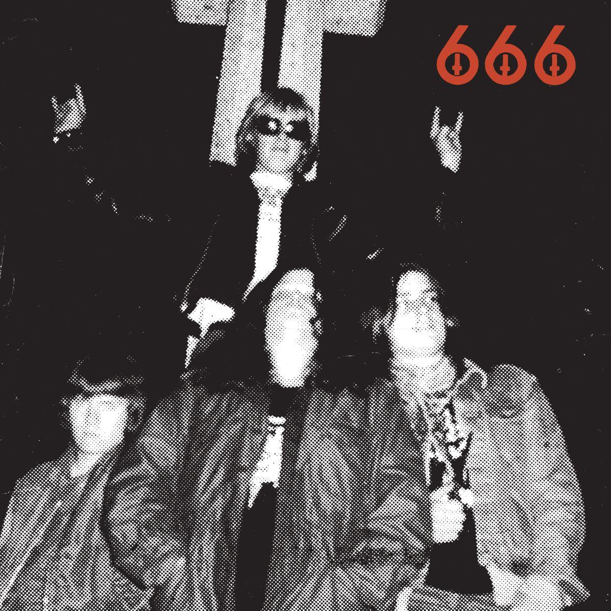 666 - 666 - album cover