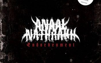 Anaal Nathrakh -Endarkenment - album cover