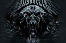 BLOODRED - The Ravens Shadow - album cover