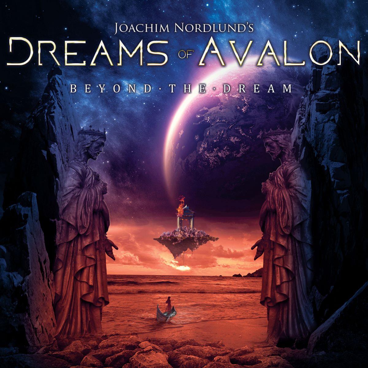 Dreams of Avalon - Beyond the dream - album cover