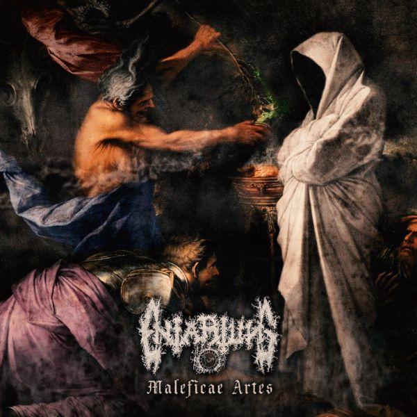 ENTARTUNG - Maleficae Artes - album cover