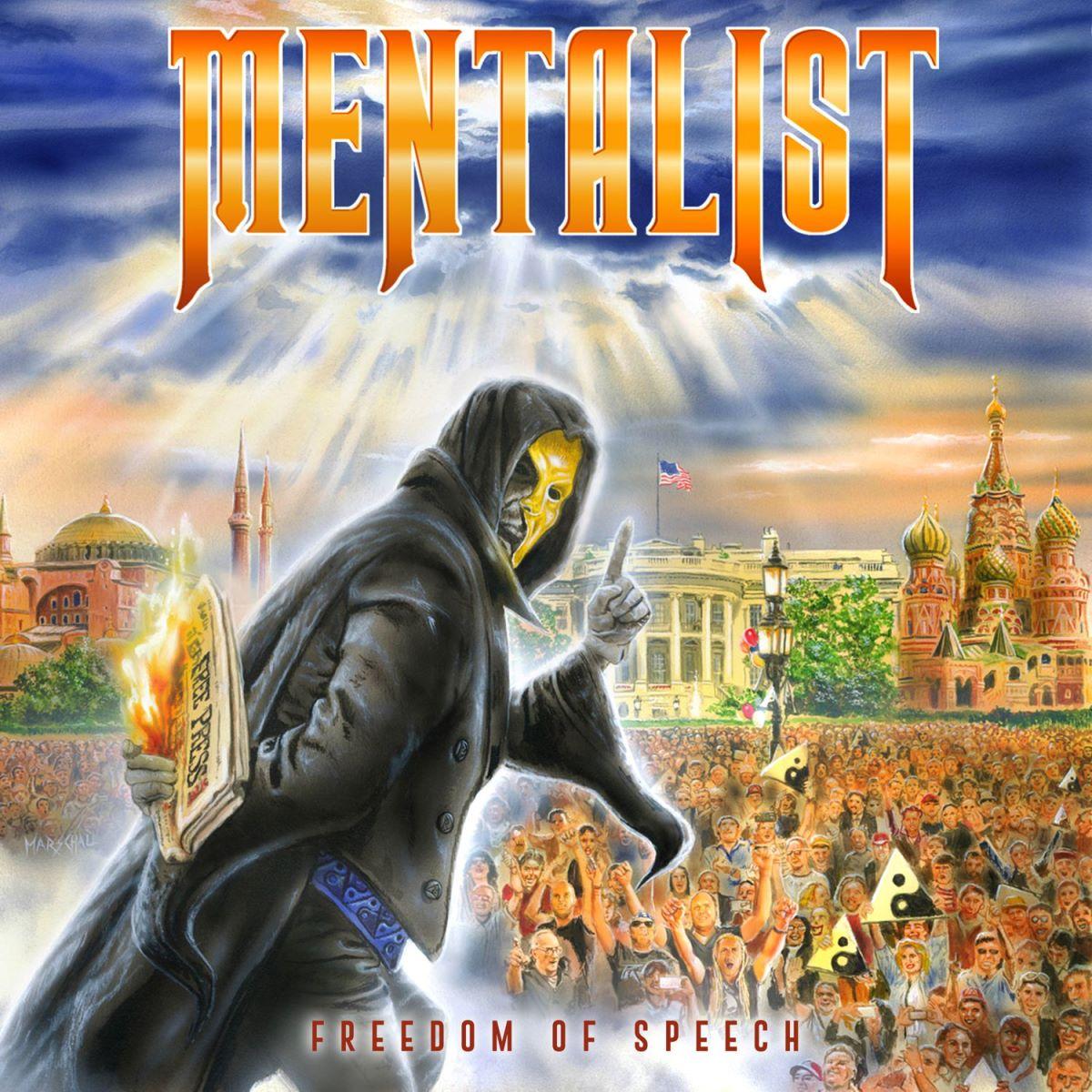 Mentalist - Freedom Of Speech - album cover