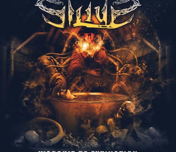 SILIUS - Worship To Extinction - album cover
