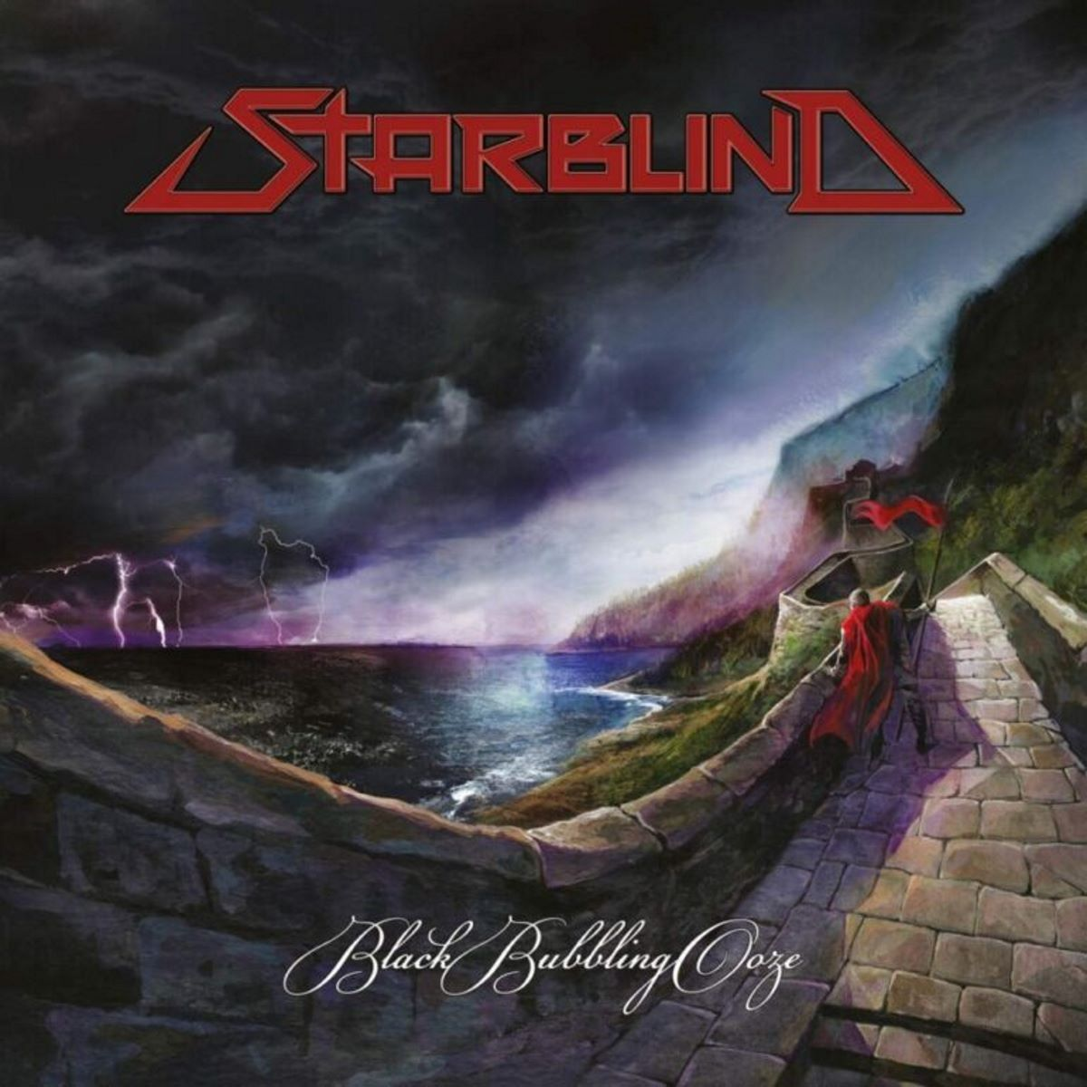Starblind - Black Bubbling Ooze - album cover