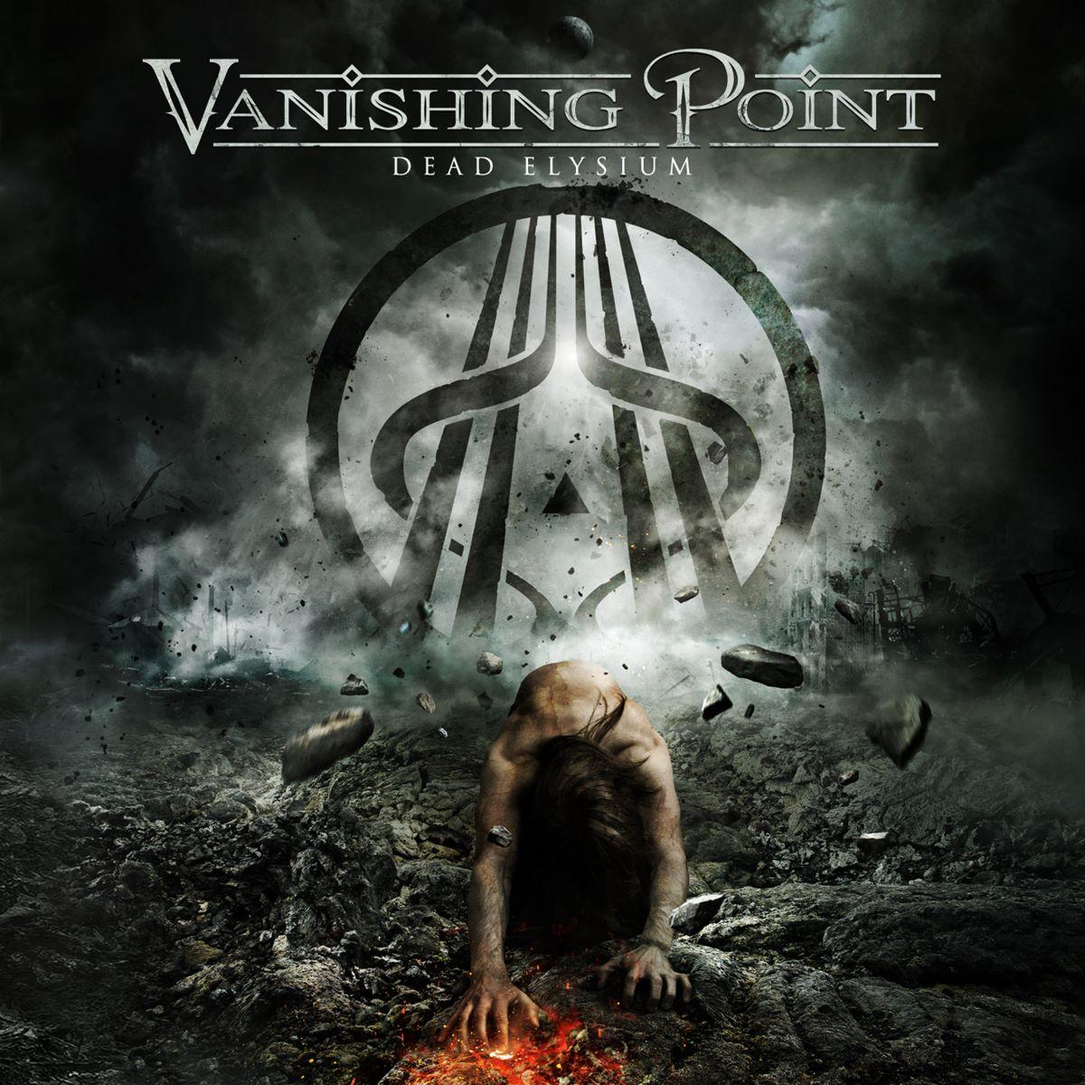 VANISHING POINT - Dead Elysium - album cover