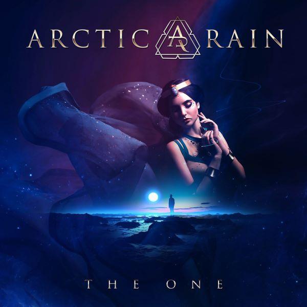 arctic rain - the one - album cover