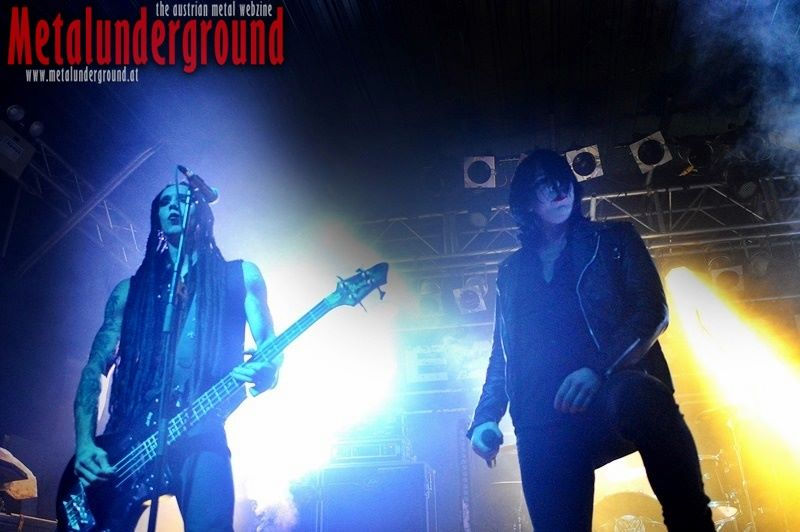 deathstars -l ive - backstage - muenchen - 2014