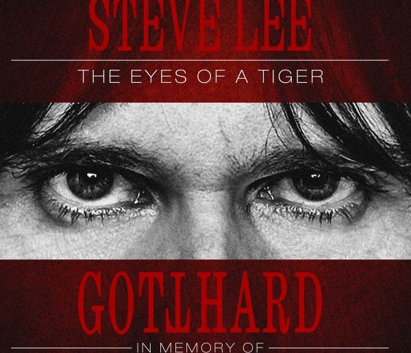 gotthard - the eyes of a tiger - album cover